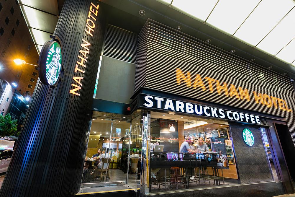 Hong Kong Nathan Hotel Tripadvisor